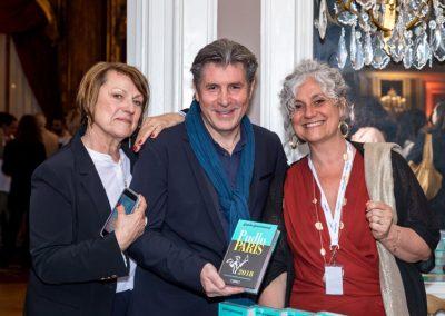 Sonia Dupuis, Michel Roth, France Bénard