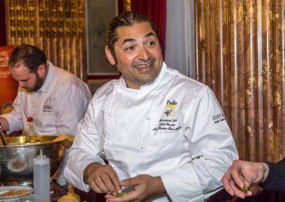 Alan Geaam - Restaurant L'AG - Evènement de l'année