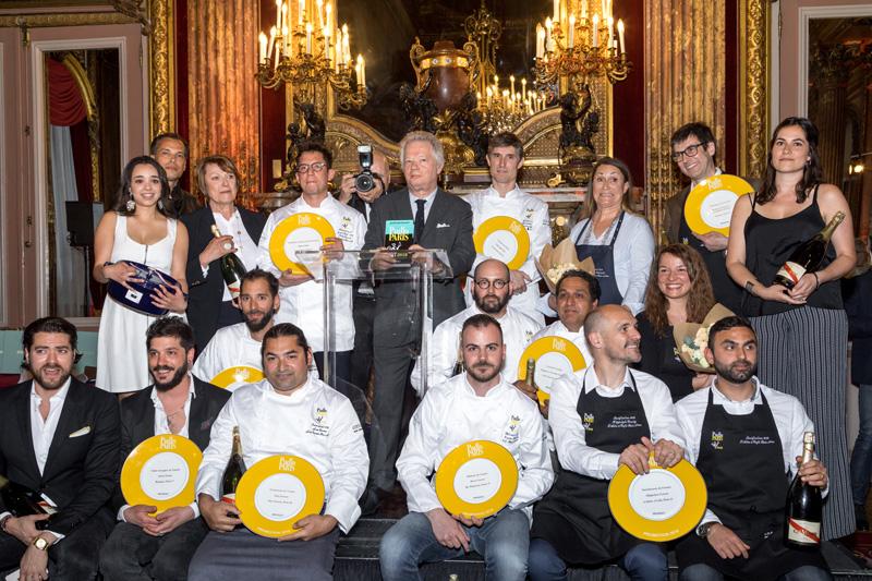 En images : Les lauréats Pudlo Paris 2018