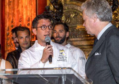 Indra Carillo - La Condesa - Jeune chef de l'année et révélation de l'année