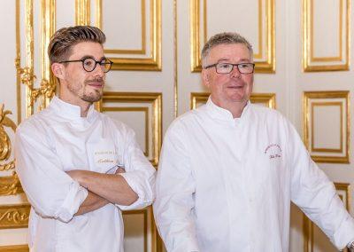 Loïc et Mathieu Pérou, Manoir de la Régate