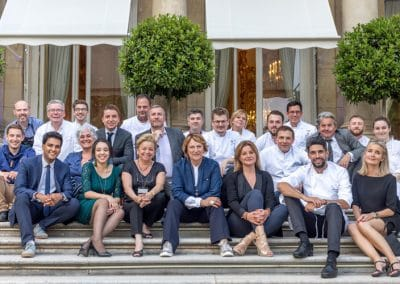 Equipe Cook and Com, partenaires et Chefs