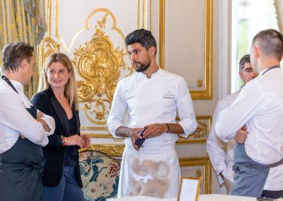 Jérôme Banctel, Rebecca Escalant, Guillaume Goupil, Emmanuel Ryon