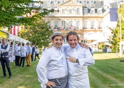 Alan Geaam et Nicolas Sale