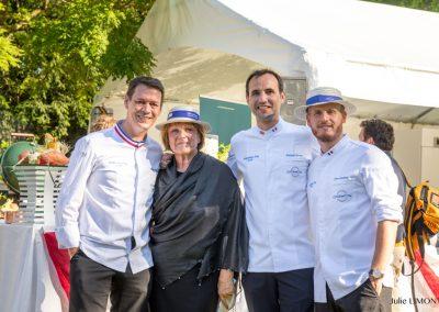 Jérôme Chaucesse, Sonia Dupuis, François Perret, Yann Couvreur