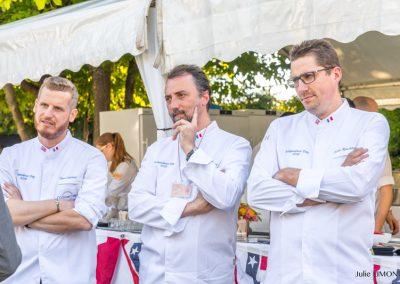 Yann Couvreur, Frédéric Duca, Julien Roucheteau