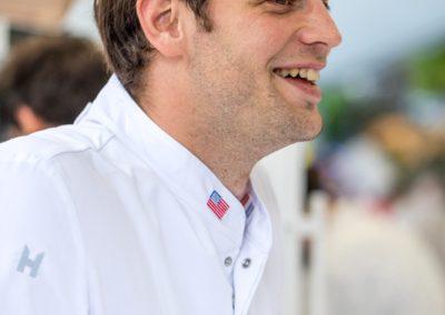 Justin Brohm, Sourire Le Restaurant