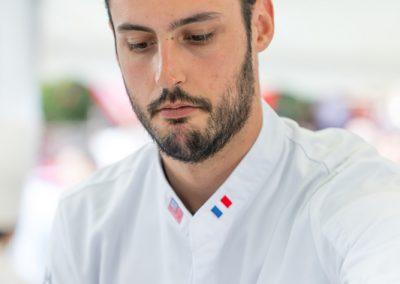 Pablo Sabariego, l'Assaggio, Le Castille - Paris