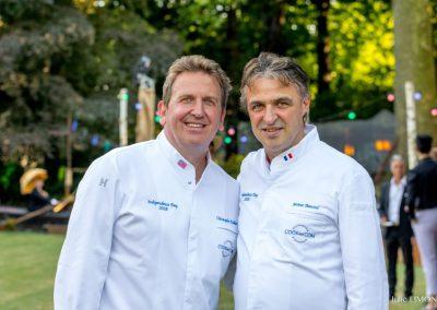Christophe Felder et Jérôme Banctel, La Réserve - Paris