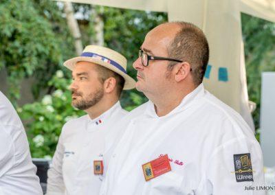 Laurent Carrère et François Salles, Foie gras Rougié