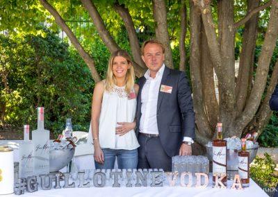 Pauline Orosco et Raphaël Leprette, Guillotine Vodka