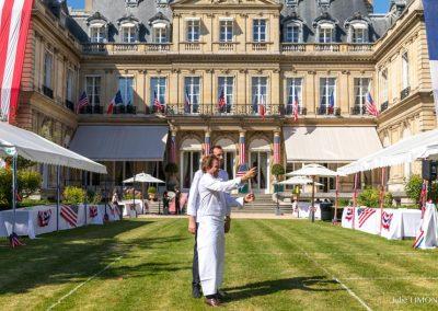 Nicolas Sale et François Perret, Le Ritz - Paris
