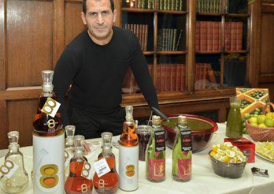 Pierre Boueri, Distillerie Massenez