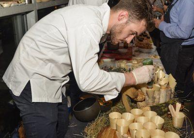 Le chef Rémy Bererd, Le Roch Hotel