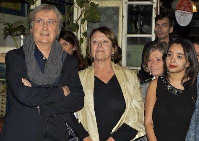 Plantu, Sonia Dupuis, Nadia Khenchaf