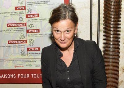 Emmanuelle Chambard équipe Benoit Castel