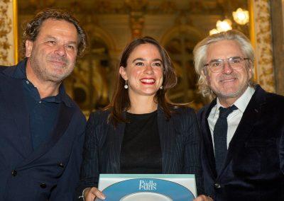 Margot Dumant, Aux Crus de Bourgone, Bistrot de l'Année Pudlo Paris 2020