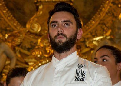 Yann Menguy (Pâtisserie La Goutte d'Or,-18e), Chef Pâtissier de l'Année Pudlo 2020