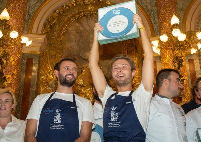 Les Fromagers de l'Année Pudlo Paris 2020 - Crémerie Frescolet (9ème)