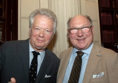 Gilles Pudlowski et Bernard Antony
