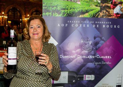 Claire Dumont Dorland Clauzel, Vignes Secrètes