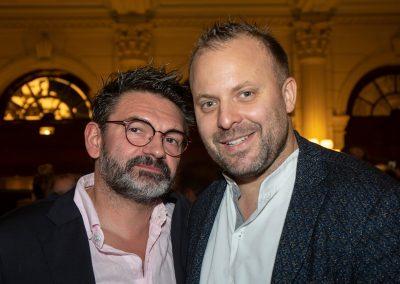 Stéphane Jégo et David Toutain