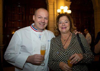 Frédéric Simonin et Claire Dorlang Clauzel