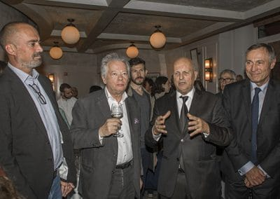 Hervé Chopin - Gilles Pudlowski - Michel Tanguy - Maurice Rougemont