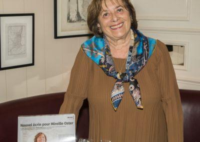Mireiile Oster et son célébre pain d'épices