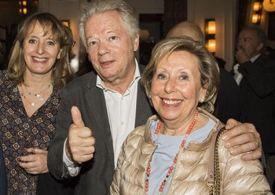 Laurence et Gilles Pudlowski, Mme Sprung