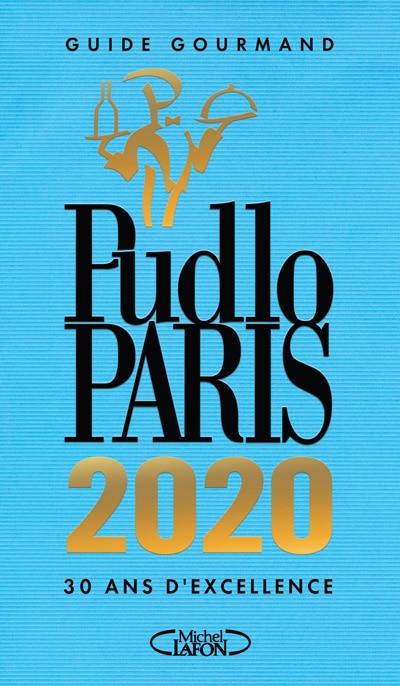 Couverture Pudlo Paris 2016