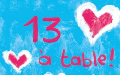 Lancement de l'édition 2019 du livre « 13 à Table ! »