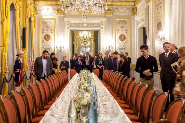 Déjeuner privé - Repas privé - chef privé - chef à domicile