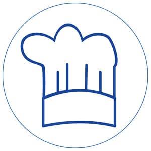 tous nos événements sont réalisés en collaboration avec des chefs cuisiniers, chefs pâtissiers et autres professionnels des métiers de bouche pour mettre la gastronomie à l'honneur