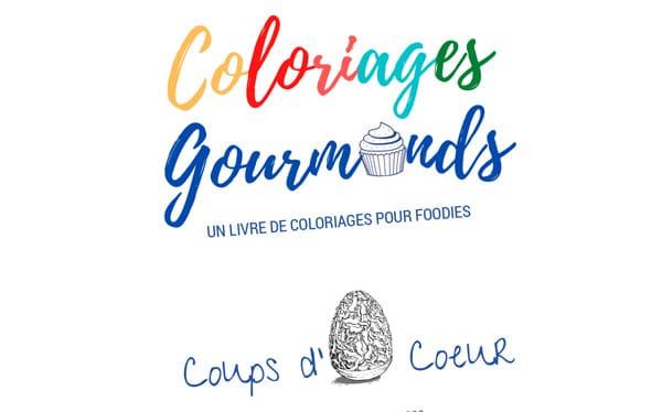 Téléchargez ici votre livret de coloriages gourmands spécial Pâques 2020