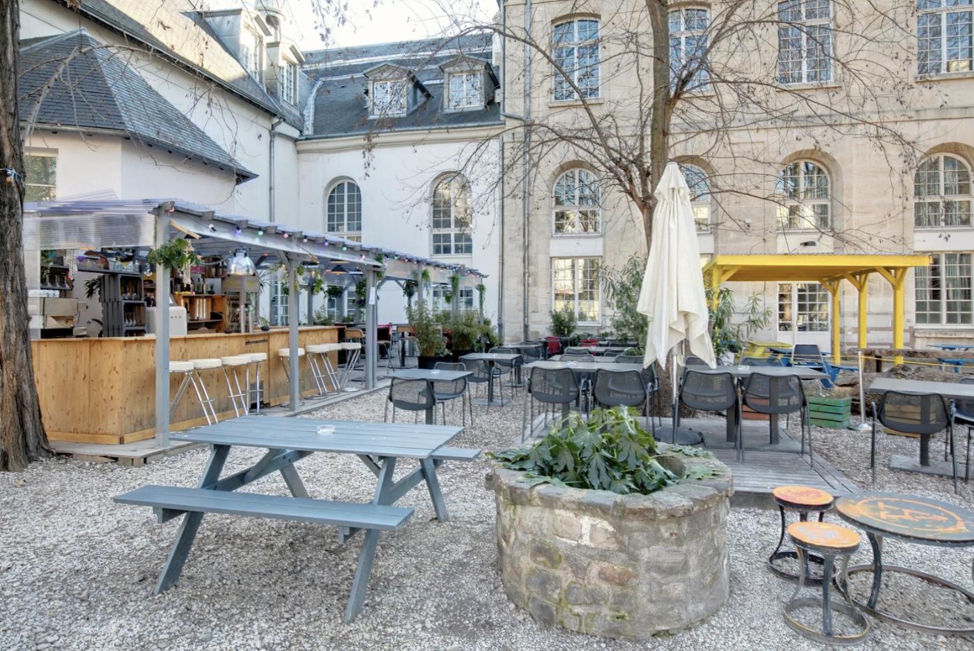 Terrasse Café A - Terrasse Paris