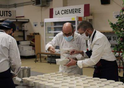Matthieu Garrel (Le Bélisaire) et Florian Michel