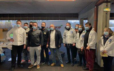 Coutances – Retour sur l'opération solidaire des Bouffons de la Cuisine