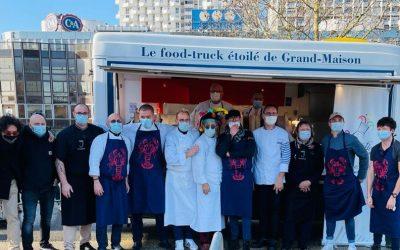 Rennes – Retour sur l'opération solidaire des Bouffons de la Cuisine