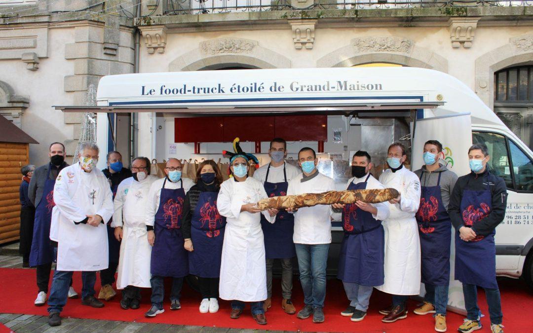 Auray – Retour sur l'opération solidaire des Bouffons de la Cuisine