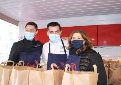 Gonzague de Champsavin, Anthony Jehanno et Sophie Reigner