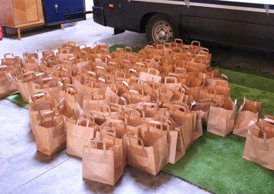 Les sacs sont prêts !