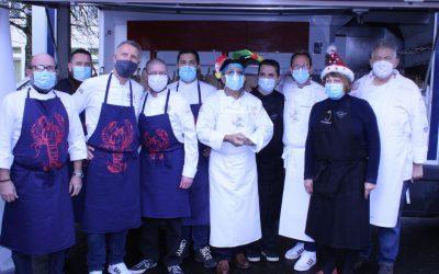 Loudéac – Retour sur l'opération solidaire des Bouffons de la Cuisine
