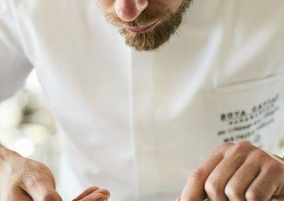 Rova Caviar - Chef Mathieu Pérou