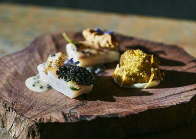 Rova Caviar - Au menu